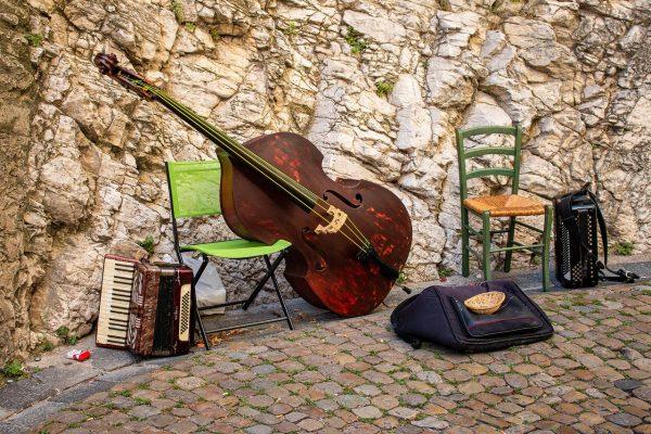 フランス 楽器